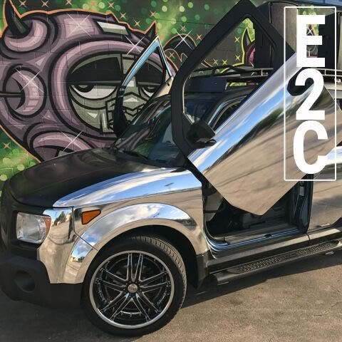 E2 Chrome - DJ Vehicles